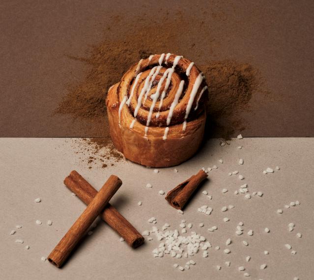 Muffin Cinnamon Roll Pastisart